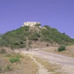 Fortin. Site archéologique El Cerrito.