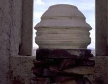 Cratère. 2000. Installation éphémère sur le site archéologique de El Cerrito. Mexique.