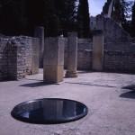 Exposition personnelle site archéologique de Vaison-la-Romaine 1996
