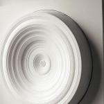 Onde 2003 plâtre diamètre 95 cm