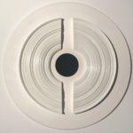 Leshan 2015- 2017 : sculpture réalisée en porcelaine blanche de Dehua. Résidence ICAA. Blanc de chine